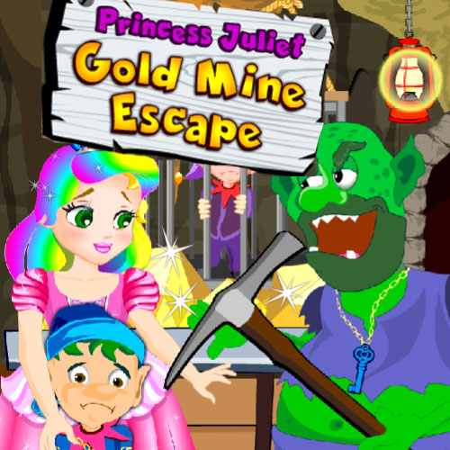 Princess Juliet: Gold Mine Escape