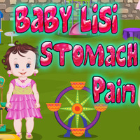 Baby Lisi: Stomach Pain