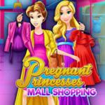 Pregnant Princesses: Mall Shopping