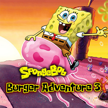 SpongeBob: Burger Adventure 3