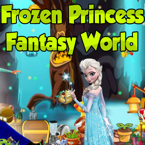 Frozen Princess: Fantasy World