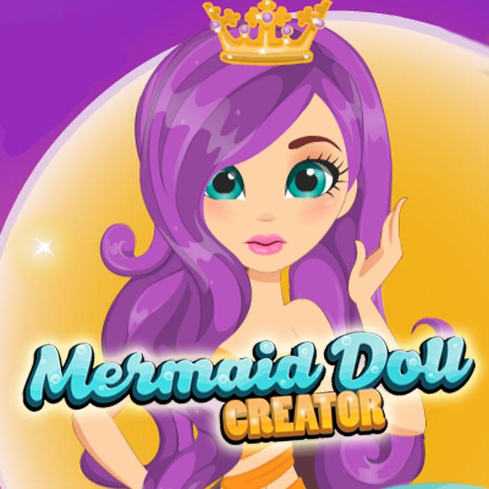 Mermaid Doll Creator