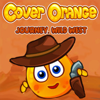 Cover Orange: Journey. Wild West