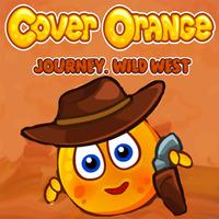 Cover Orange: Journey. Wild West