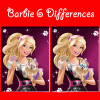 Barbie 6 Differences