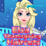 Elsa: Thanksgiving Haircuts