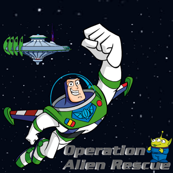 Operation Alien Rescue