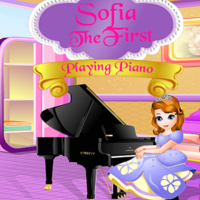 Sofia The First: Playing Piano
