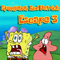 SpongeBob And Patrick Escape 3