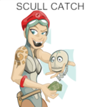 Scull Catch