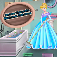 Modern Cinderella: Bathroom Makeover