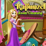 Rapunzel: Room Cleaning