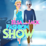 Elsa and Jack: Fashion Show
