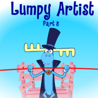 Lumpy Artist: Part 8