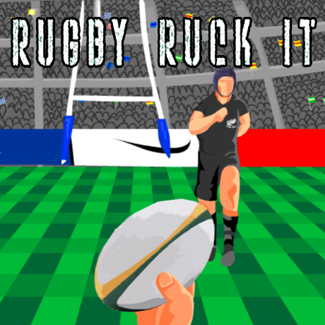 Rugby Ruck it