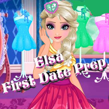 Elsa: First Date Prep