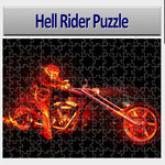 Hell Rider Puzzle