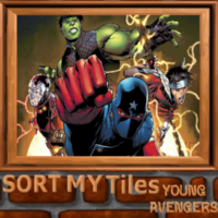 Sort My Tiles: Young Avenger