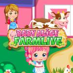 Baby Alice: Farm Life
