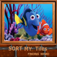 Sort My Tiles Finding Nemo
