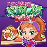Cooking Ninja Sushi