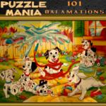 Puzzle Mania 101 Dalamations