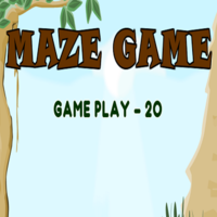 Maze Game Game Play - 20