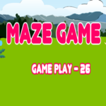Maze Game Game Play - 26