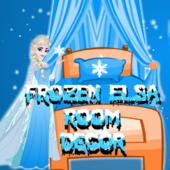 Frozen Elsa Room Decor