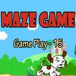 Maze Game Game Play -15