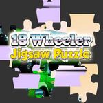 18 Wheeler Jigsaw Puzzle
