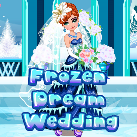 Frozen Dream Wedding