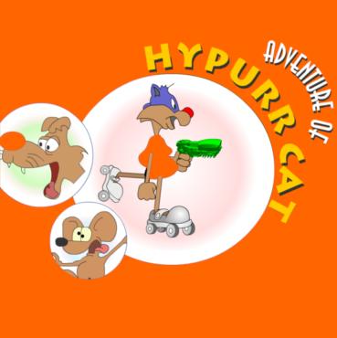 Adventure of Hypurr Cat