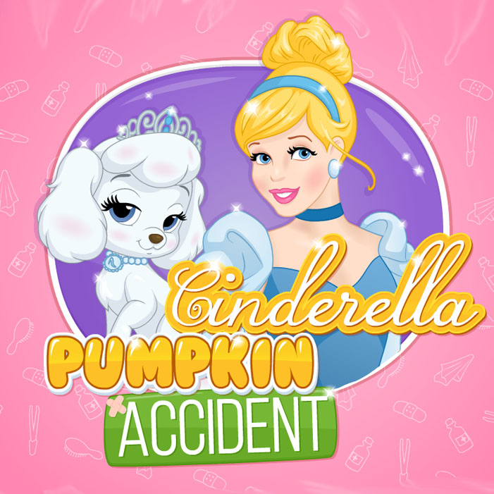 Cinderella Pumpkin Accident