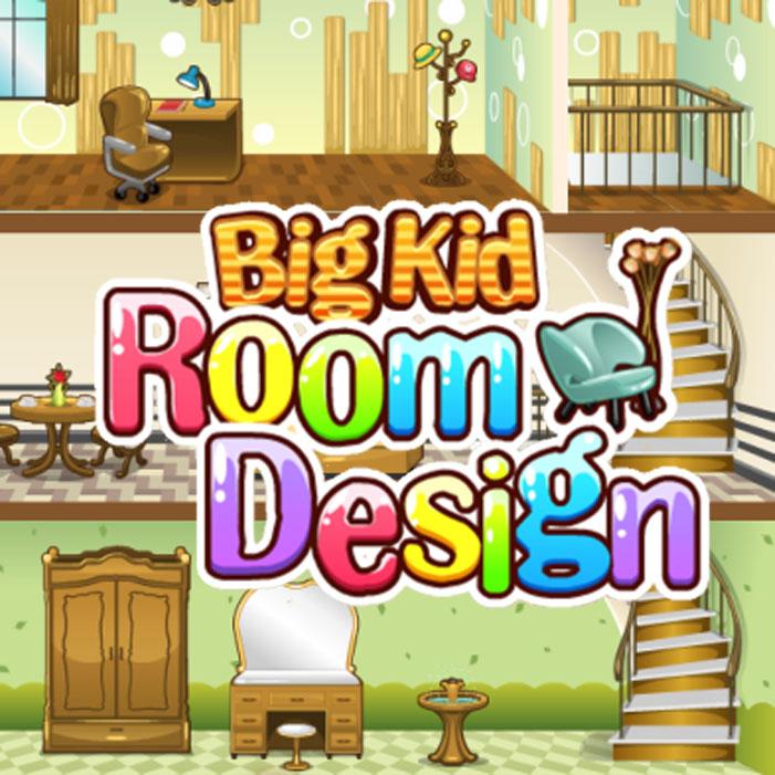 Big Kid Room Design