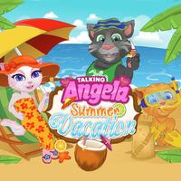 Talking Angela Summer Vacation