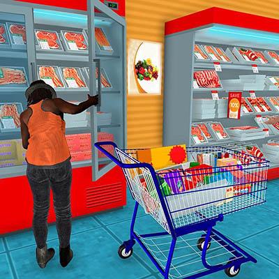 Jogos de fazer compras