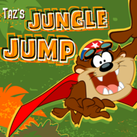 Taz's Jungle Jump