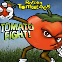 Rotten Tomatoes Tomato Fight!