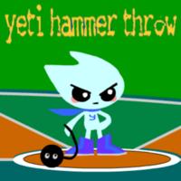 Yeti Hammer Throw