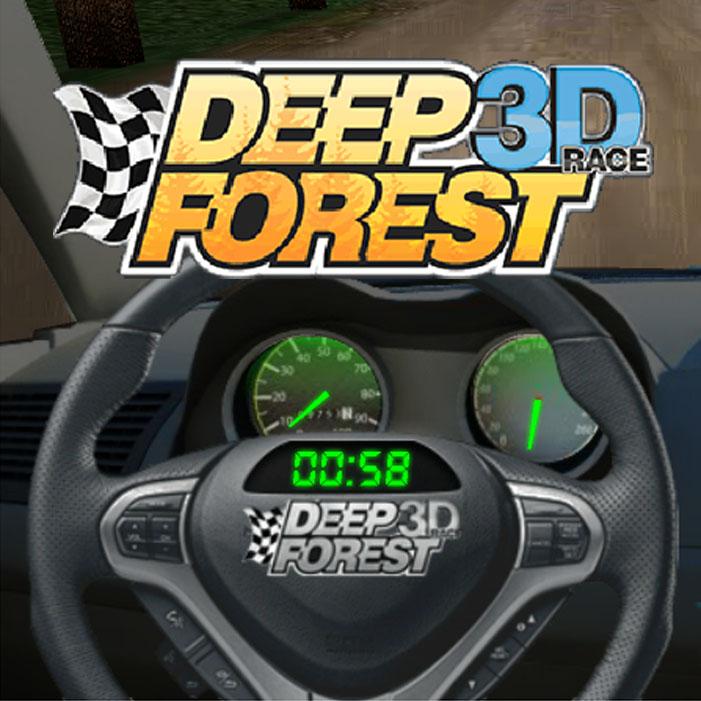 Deep Forest 3D Race