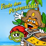Finde den Piratenschatz!