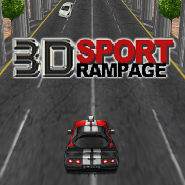 3D Sport Rampage
