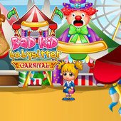 Bad Kid Babysitter Carnival