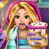 Rapunzel Real Dentist