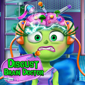 Disgust Brain Doctor
