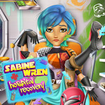 Sabine Wren Hospital Recovery