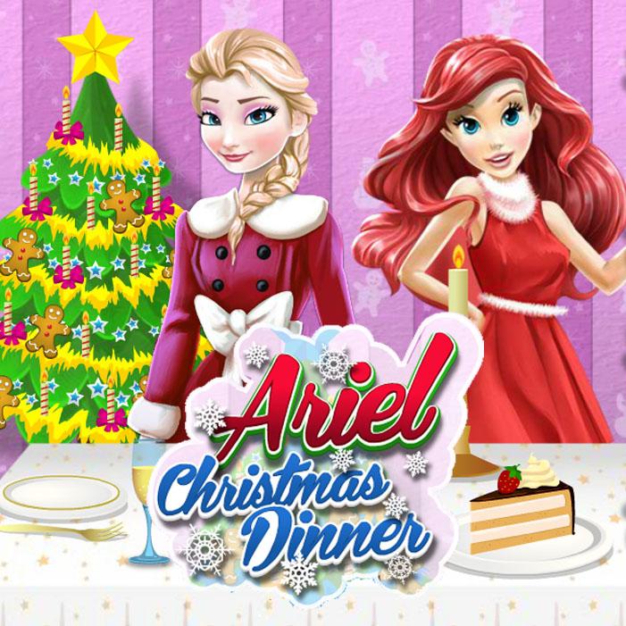 Ariel Christmas Dinner