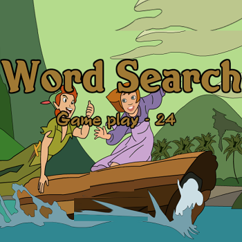 Word Search Game Play - 24