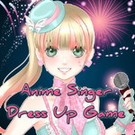 Anime Singer Dress Up Game